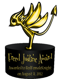 Freed Justine Award 2