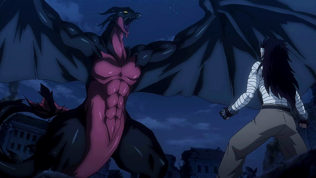 File:Gajeel vs. Dark Dragon.png