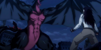 Gajeel Redfox vs. Dark Dragon