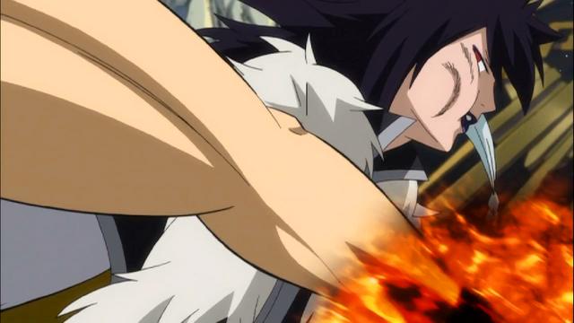 File:Natsu punching Midnight.png