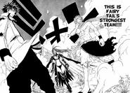 Fairy Tail's Strongest Team