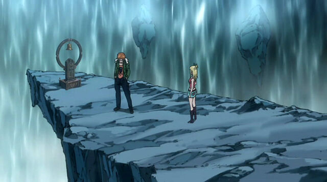 File:Lucy and Loke before Karen's grave.jpg