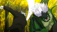 Elfman and Taurus clash