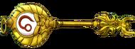 Leo key