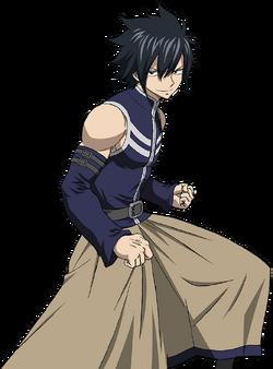 Gray Anime S5