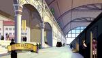Onibus Station - Inside
