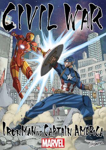 File:Iron Man vs Captain America.jpeg
