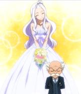 Mira as a bride