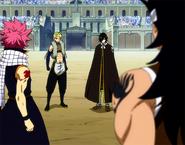 The Dragon Slayer battle