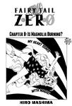 Fairy Tail Zerø: Глава 8