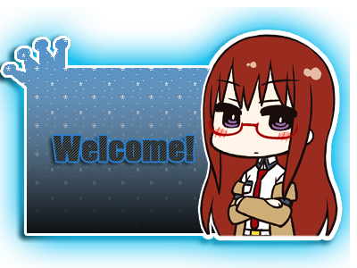File:New Welcome UserPage BakaUsagiChan.png