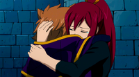 Erza and Millianna reunite.png