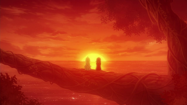 File:Young Zera and Mavis watch the sunset.png
