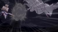 Grandeeney destroys a Face bomb.png