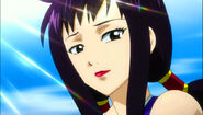 Ultear smiles at Meredy