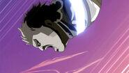 Iron Rush Anime
