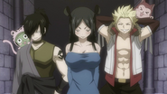 Sabertooth returns with their lady