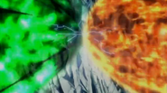 Midnight and Natsu clashed