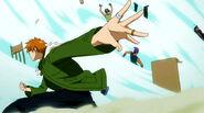 Fairy Tail Loke's Ring Magic Spell