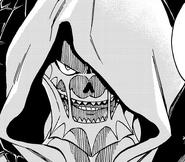 Bloodman Close-up