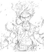Natsu's sketch