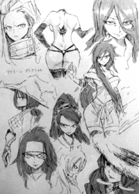 Volume 57 - Irene sketches