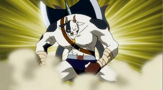 Taurus Anime