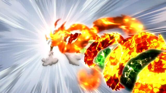 File:Natsu defends against Dark Capriccio.jpg