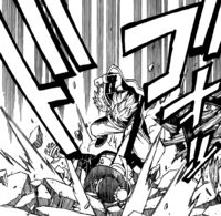 White Dragonslayer Defeating Drunken Falcon