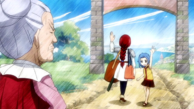 File:Levy and Erza going on a mission.jpg