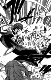 Jellal Saving Erza From Hatchlings