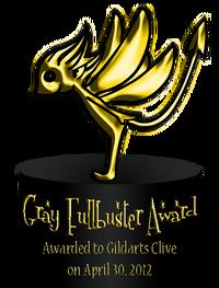 Gray Fullbuster Award 1