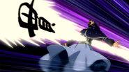 Bickslow attacked by Yomazu