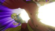Sting attacks Jiemma