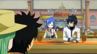 Watching Gray and Juvia
