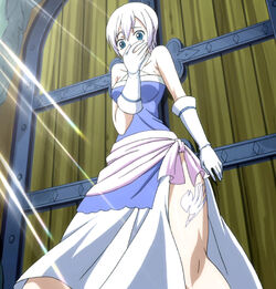 Lisanna recognised Happy and Natsu from Erthland