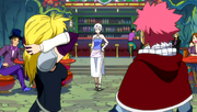 First appearance of Lisanna in edolas