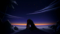 Jellal and Erza's kiss