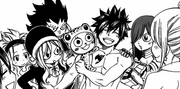 Fairy Tail Together with Frosch