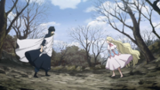 Zeref and Mavis Ready for War