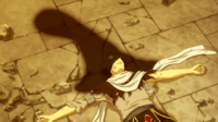 The shadow leaves Rogue's body