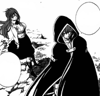 Jellal Tells Erza to Continue on Her Path