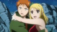 Loke and Lucy meeting the Spirit King