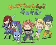 Fairy Tail Volume 40