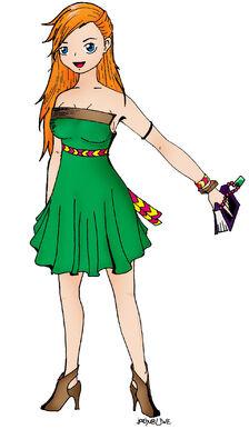 Zerina colored