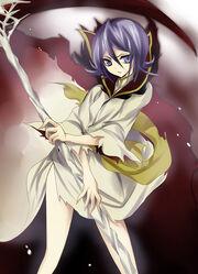 "Hikari ""scythe"" mode"
