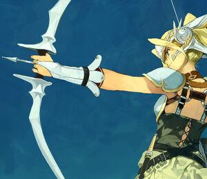 Arrow Bow magic