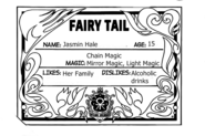 Jasmin Guild Card English