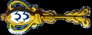 Key Aquarius