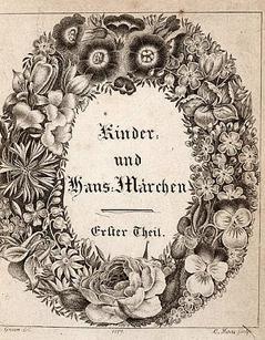 File:Grimm's Kinder- und Hausmärchen, Erster Theil (1812).cover.jpg
